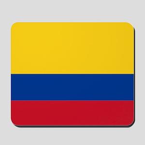 Falg of Colombia Mousepad