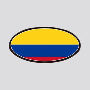 Falg of Colombia Patch