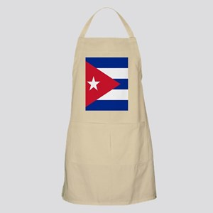 cuban flag Apron