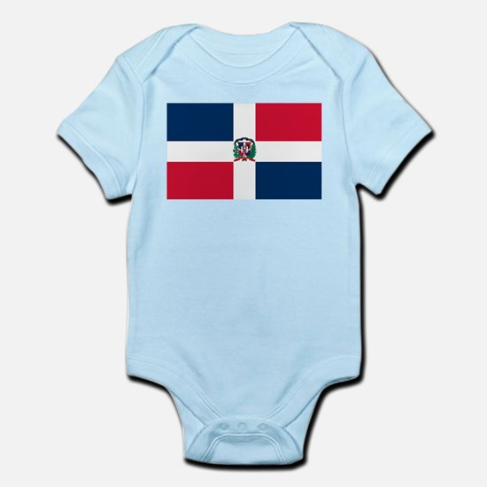 Dominican Republic Body Suit