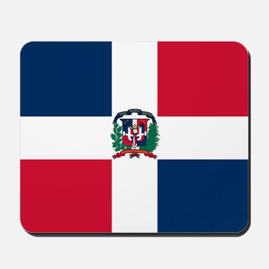 Dominican Republic Mousepad
