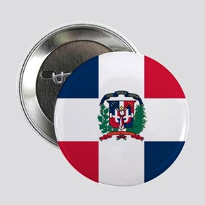 "Dominican Republic 2.25"" Button"