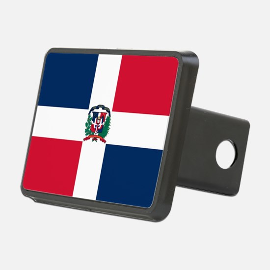 Dominican Republic Hitch Cover