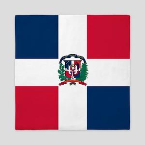 Dominican Republic Queen Duvet