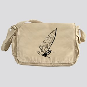 Windsurfing Messenger Bag