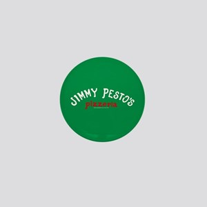 Bob's Burgers Jimmy Pesto's Pizzeria Mini Button