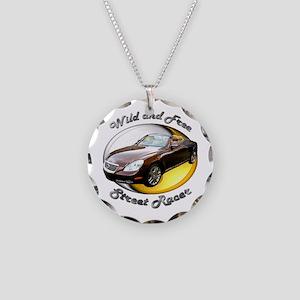 Lexus SC430 Necklace Circle Charm