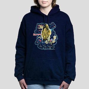 The Brady Bunch: Marcia Women's Hooded Sweatshirt