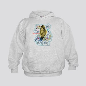 The Brady Bunch: Marcia Brady Kids Hoodie