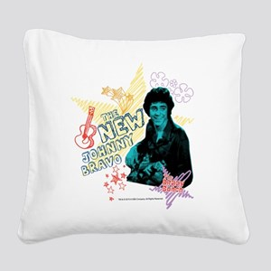 The Brady Bunch: Greg Square Canvas Pillow