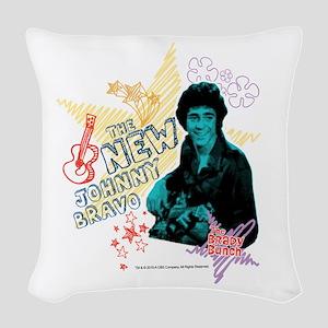 The Brady Bunch: Greg Woven Throw Pillow