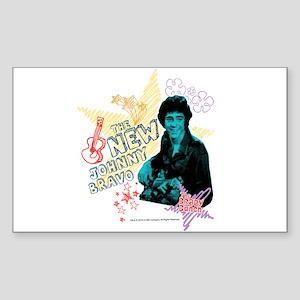The Brady Bunch: Greg Sticker (Rectangle)