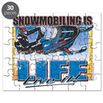 Snowmobiling-Is-Life- Puzzle