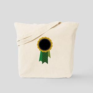 Award Ribbon Tote Bag