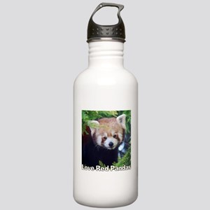 Love Red Pandas Stainless Water Bottle 1.0L