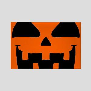 Pumpkin face Magnets