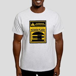 Bob's Burgers Human Flesh Light T-Shirt