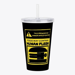 Bob's Burgers Human Fl Acrylic Double-wall Tumbler