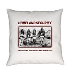 Homeland Security Native Perspective Everyday Pill