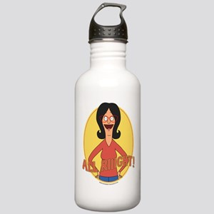 Bob's Burgers All Righ Stainless Water Bottle 1.0L