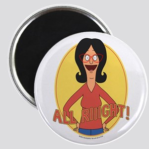 Bob's Burgers All Right Magnet