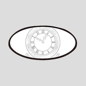 BTTF Day Clock Tower Design Patch