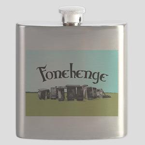 Fone Henge Flask