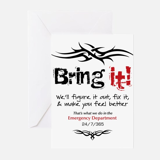 Unique Bring it on Greeting Cards (Pk of 20)