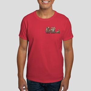 GOP Clown Car 10-'15 Dark T-Shirt