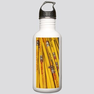 Pencils Stainless Water Bottle 1.0L