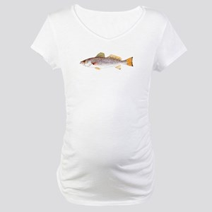 Speckled Trout Maternity T-Shirt