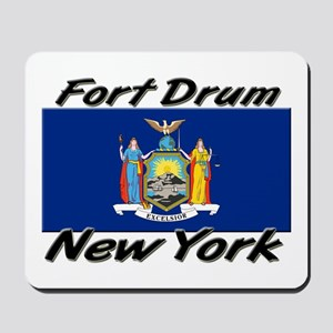 Fort Drum New York Mousepad