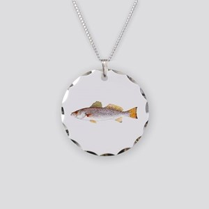 Speckled Trout Necklace