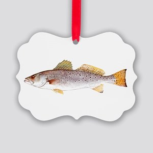 Speckled Trout Ornament