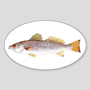 Speckled Trout Sticker