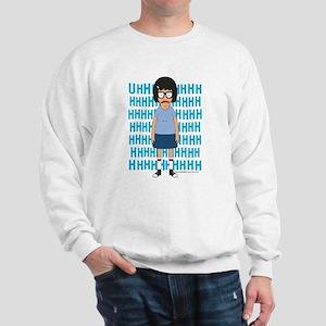 Bob's Burgers Tina Uhh Sweatshirt