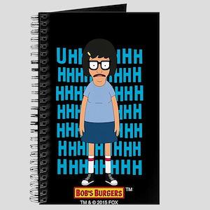 Bob's Burgers Tina Uhh Journal
