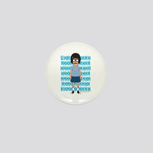 Bob's Burgers Tina Uhh Mini Button