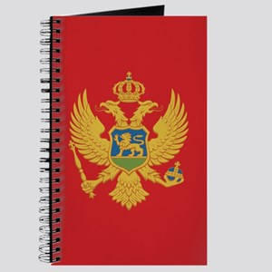 Flag of Montenegro Journal