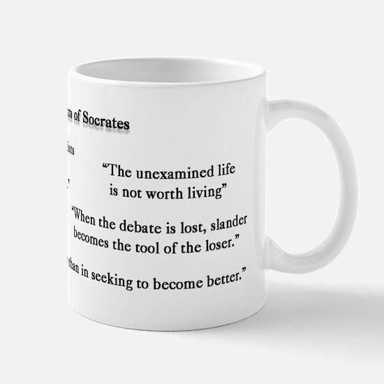 Socrates Mugs