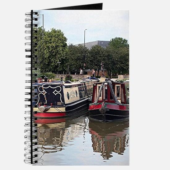 Stratford Upon Avon barges Journal