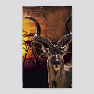 Antelope Sunset Area Rug
