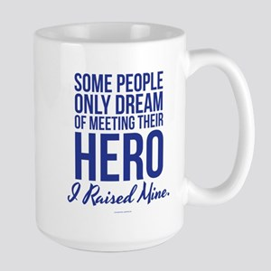 I Raised My Hero Mugs