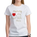 Mommy Loves It Women's T-Shirt