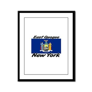 East Quogue New York Framed Panel Print