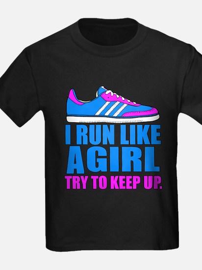 Run Like a Girl II T-Shirt