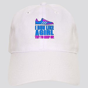 Run Like a Girl II Cap