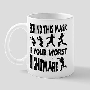 WORST NIGHTMARE Mug