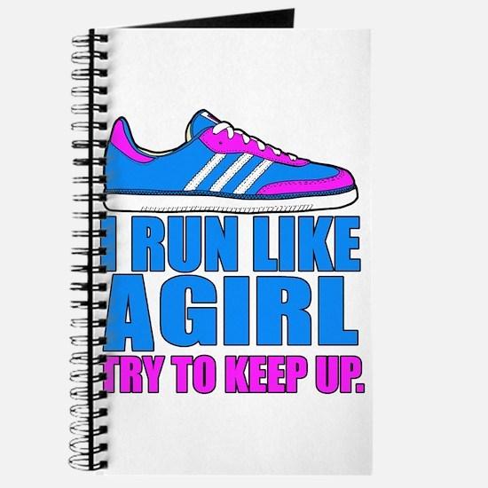 Run Like a Girl II Journal