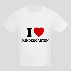I Love New Kindergarten T-Shirt